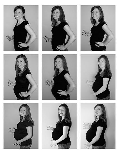 ไอเดียถ่ายรูปตอนท้อง