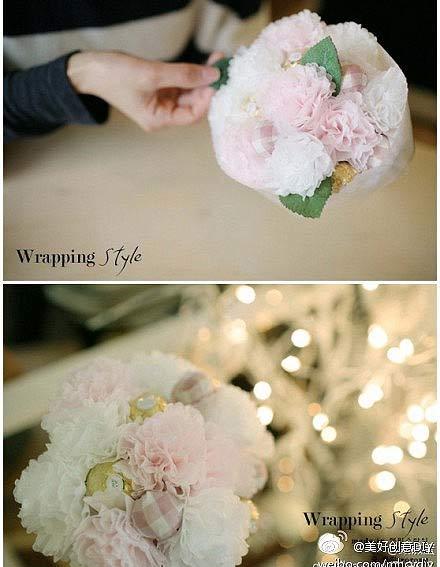 ดอกไม้ประดิษฐ์ของขวัญให้แฟน