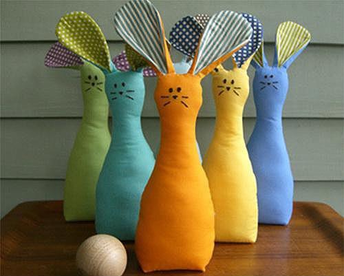 ประดิษฐ์ตุ๊กตากระต่าย