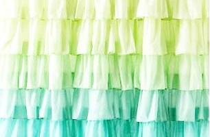 วิธีการทำผ้าม่านน่ารัก