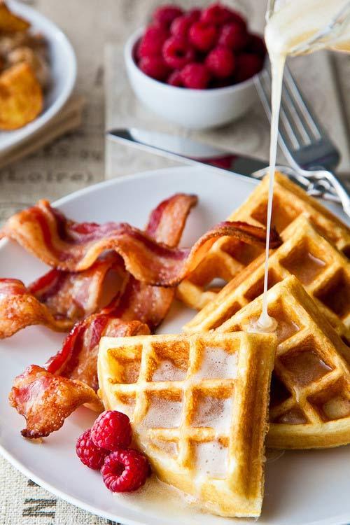 อาหารเช้าน่าทาน
