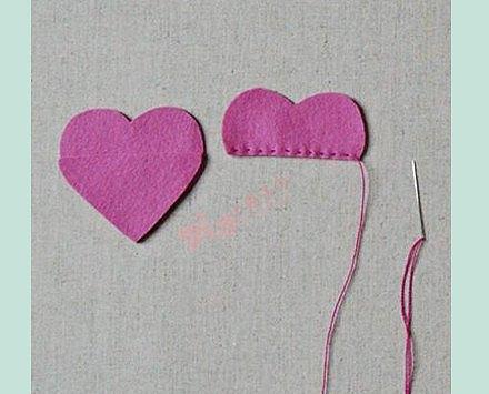 ของขวัญรูปหัวใจ