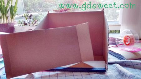 กล่องเก็บของใช้จุกจิกdiy